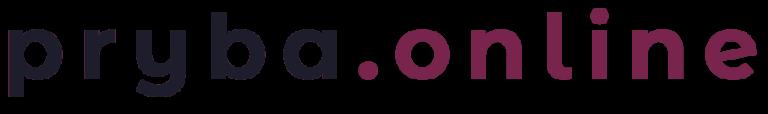 Logo pryba.online - web & graphic designer, firmy zajmującej się tworzeniem stron internetowych.